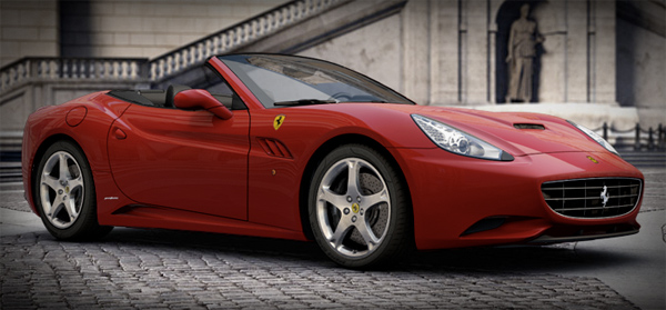 Ferrari California: 09 фото