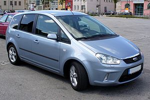 Ford C-Max: 02 фото
