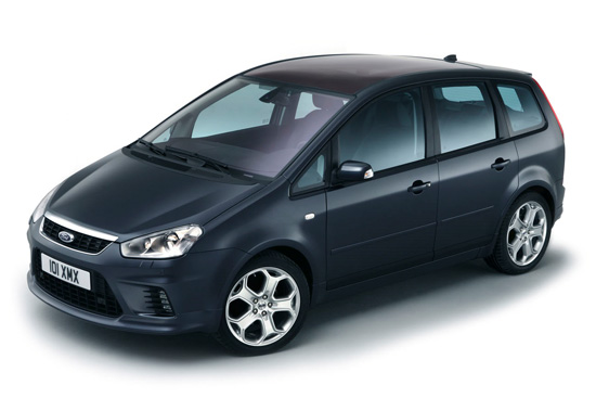 Ford C-Max: 4 фото
