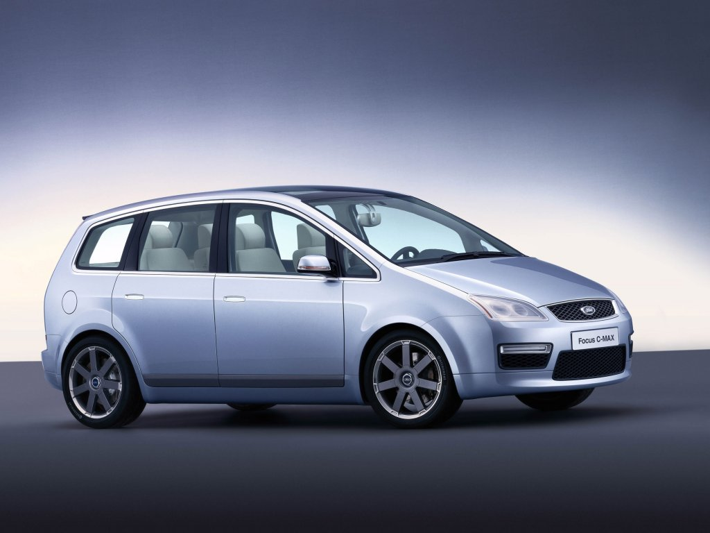 Ford C-Max: 07 фото