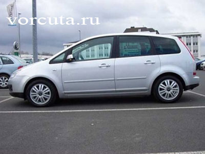 Ford C-Max: 08 фото