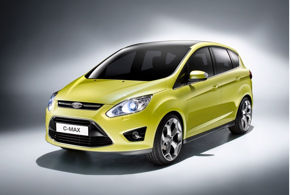 Ford C-Max: 9 фото