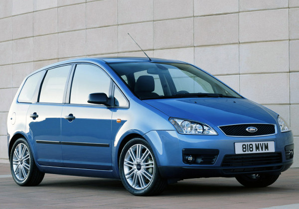 Ford C-Max: 10 фото