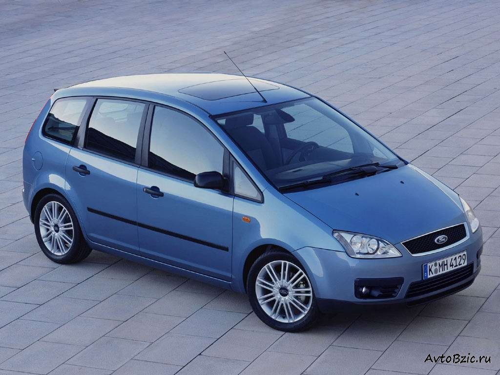 Ford C-Max: 13 фото