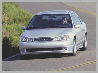 Ford Contour: 06 фото