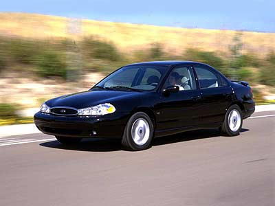 Ford Contour: 09 фото