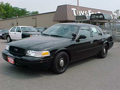 Ford Crown Victoria: 09 фото