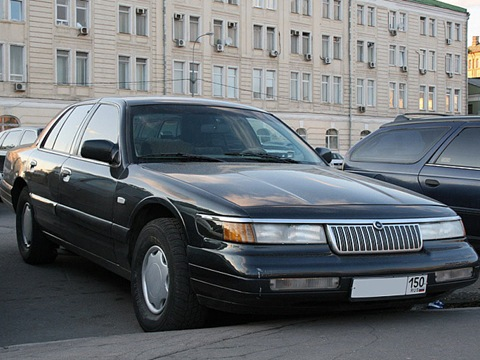 Ford Crown Victoria: 10 фото