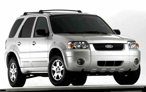 Ford Escape: 03 фото