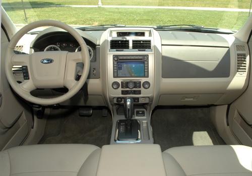 Ford Escape: 4 фото