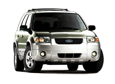 Ford Escape: 5 фото