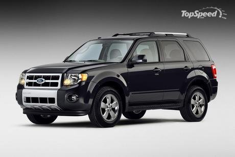 Ford Escape: 10 фото