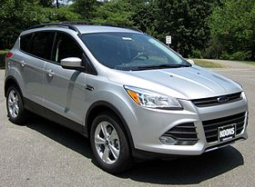 Ford Escape: 11 фото