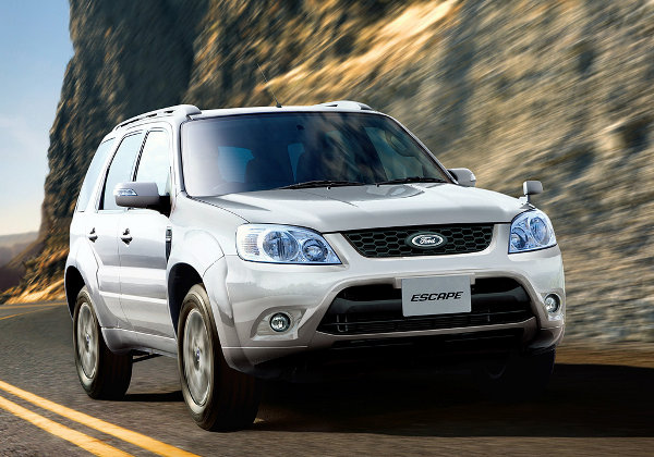 Ford Escape: 12 фото