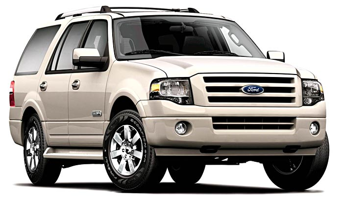 Ford Expedition: 1 фото