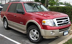 Ford Expedition: 02 фото