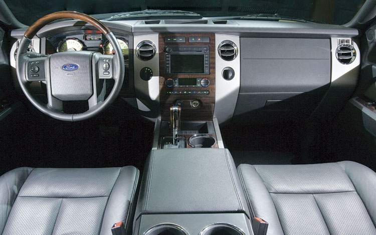 Ford Expedition: 03 фото