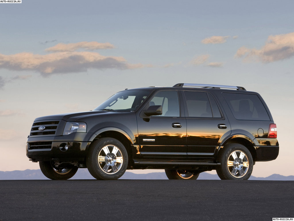 Ford Expedition: 4 фото