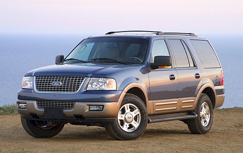 Ford Expedition: 5 фото