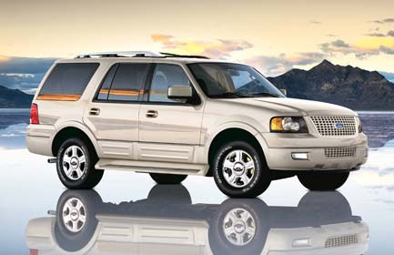 Ford Expedition: 7 фото