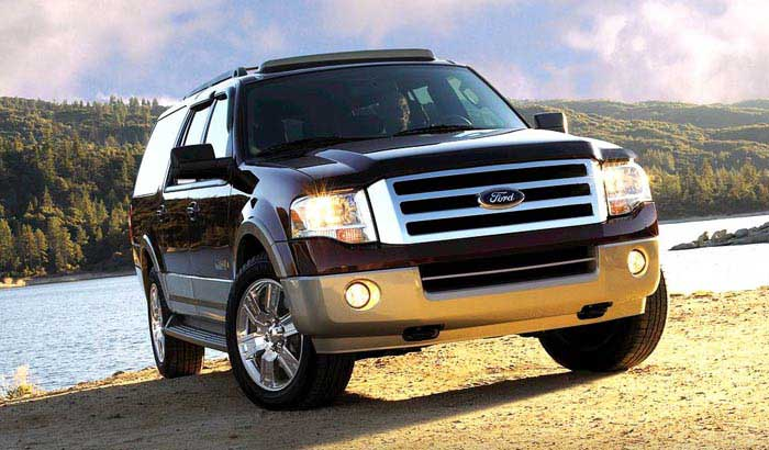 Ford Expedition: 10 фото