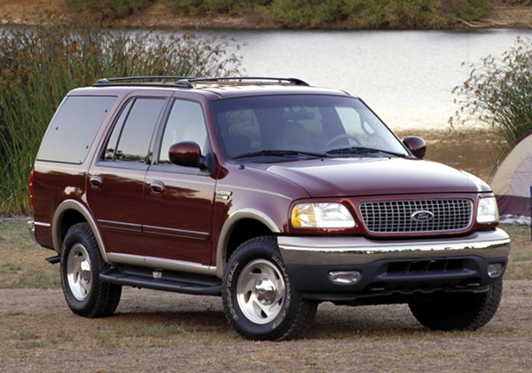 Ford Expedition: 11 фото