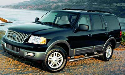 Ford Expedition: 12 фото