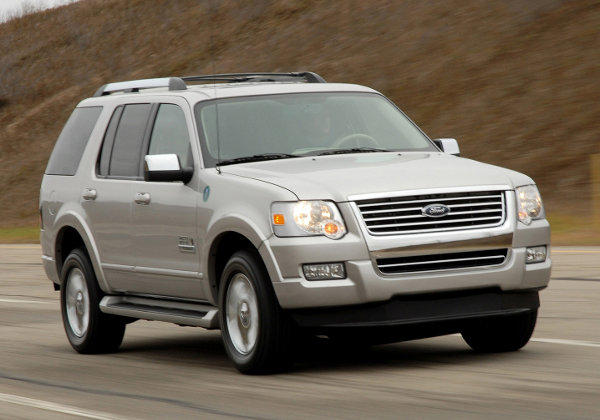 Ford Explorer IV: 1 фото