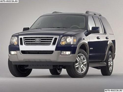 Ford Explorer IV: 3 фото