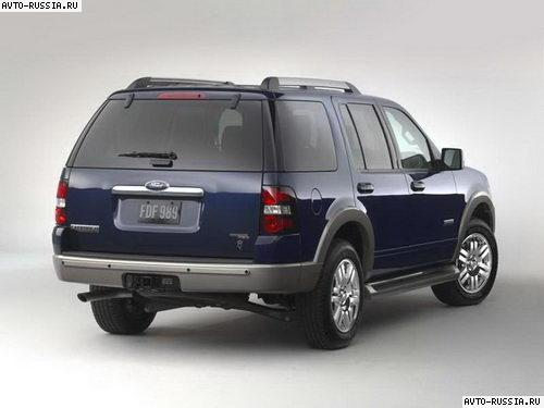 Ford Explorer IV: 5 фото