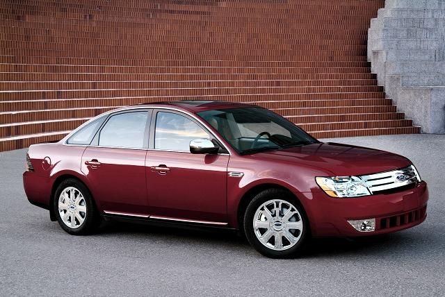 Ford Five Hundred: 02 фото