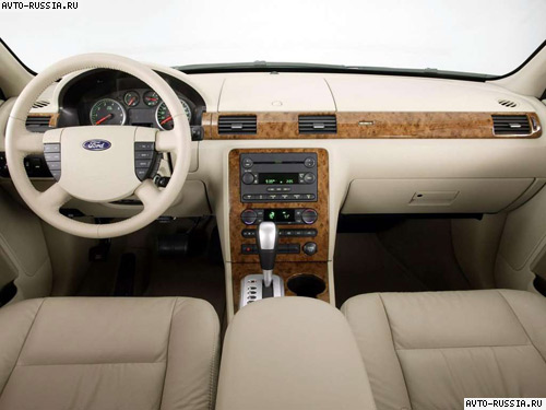 Ford Five Hundred: 05 фото