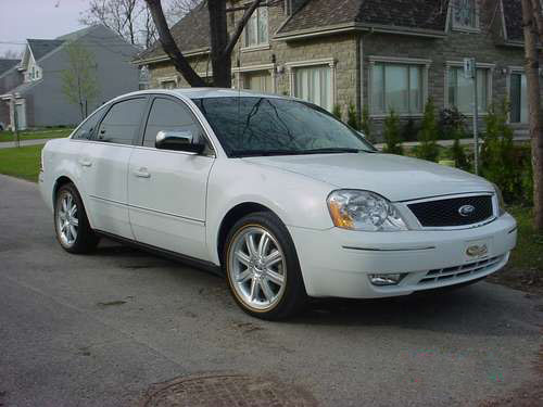 Ford Five Hundred: 06 фото