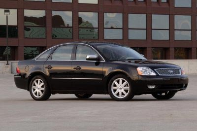 Ford Five Hundred: 07 фото
