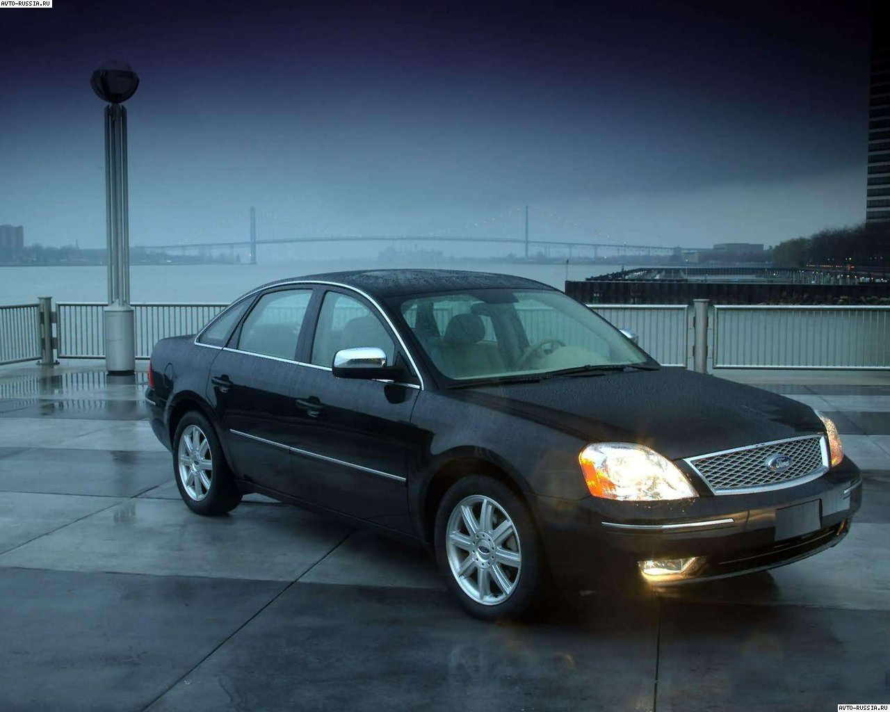 Ford Five Hundred: 08 фото