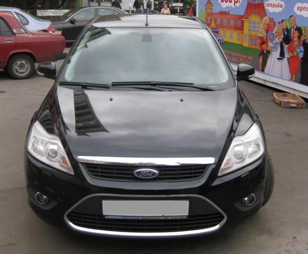 Ford Focus II Sedan: 3 фото