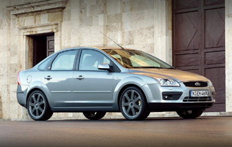 Ford Focus II Sedan: 04 фото