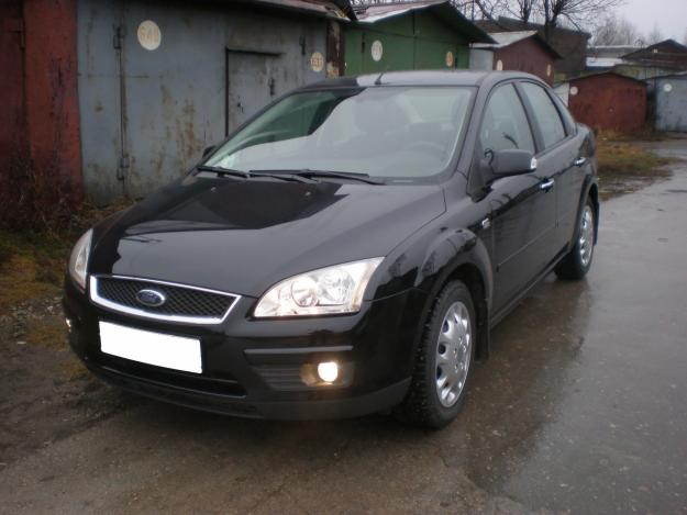 Ford Focus II Sedan: 07 фото