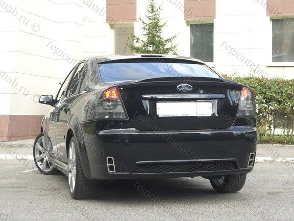 Ford Focus II Sedan: 7 фото