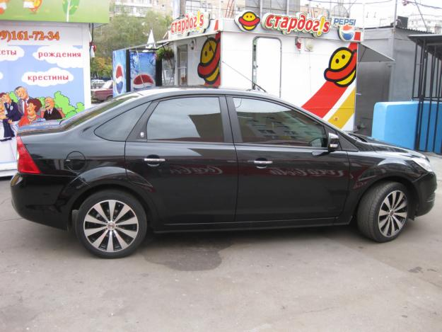 Ford Focus II Sedan - 625 x 469, 11 из 16