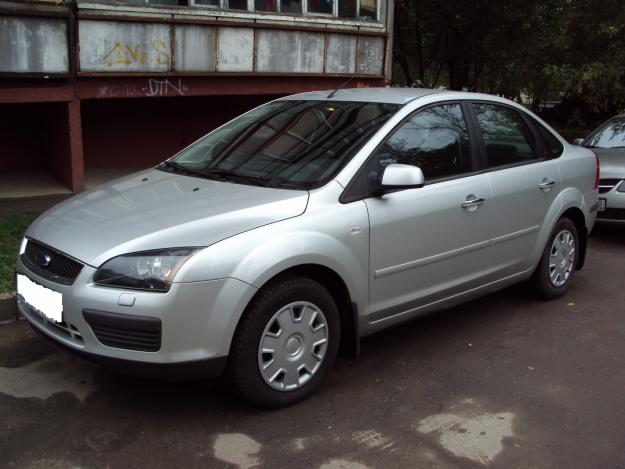 Ford Focus II Sedan: 12 фото