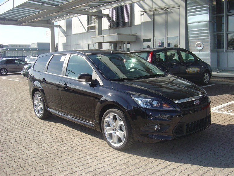 Ford Focus II Wagon: 3 фото