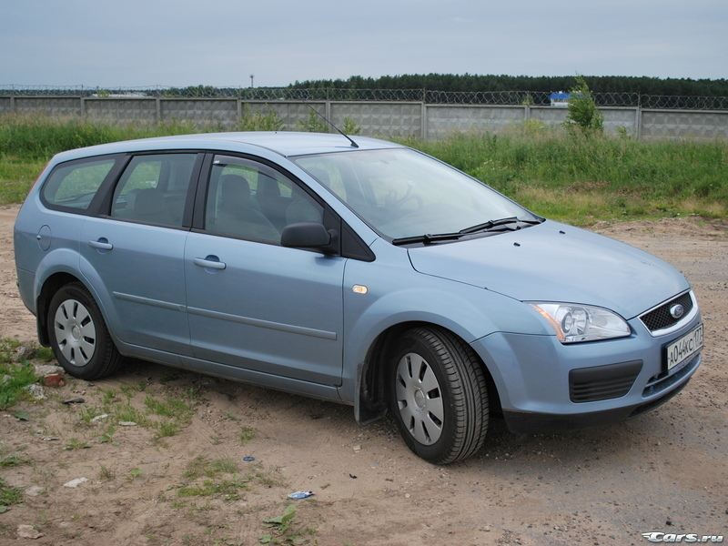 Ford Focus II Wagon: 6 фото