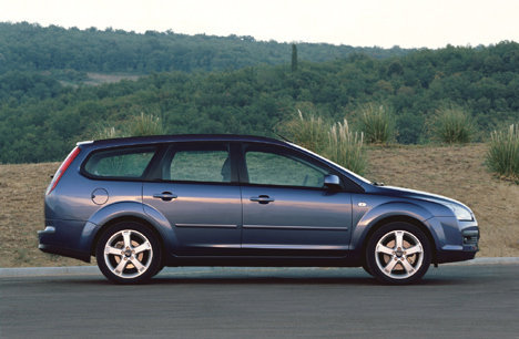 Ford Focus II Wagon: 9 фото