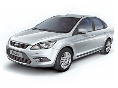 Ford Focus Sedan - 400 x 300, 01 из 14