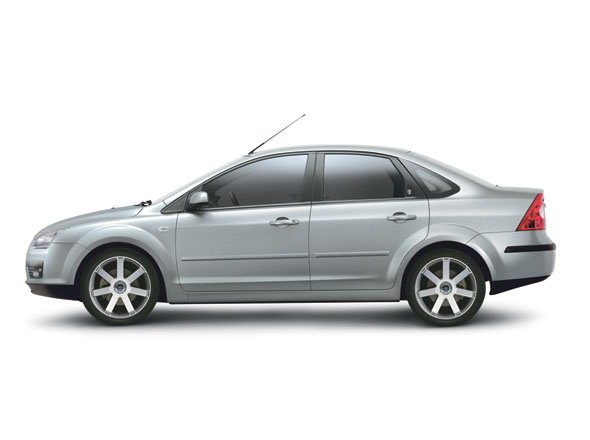 Ford Focus Sedan: 6 фото