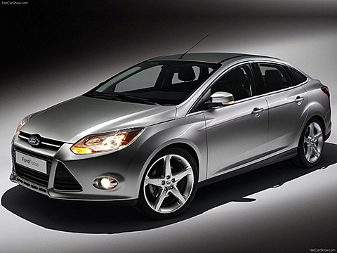 Ford Focus Sedan: 12 фото