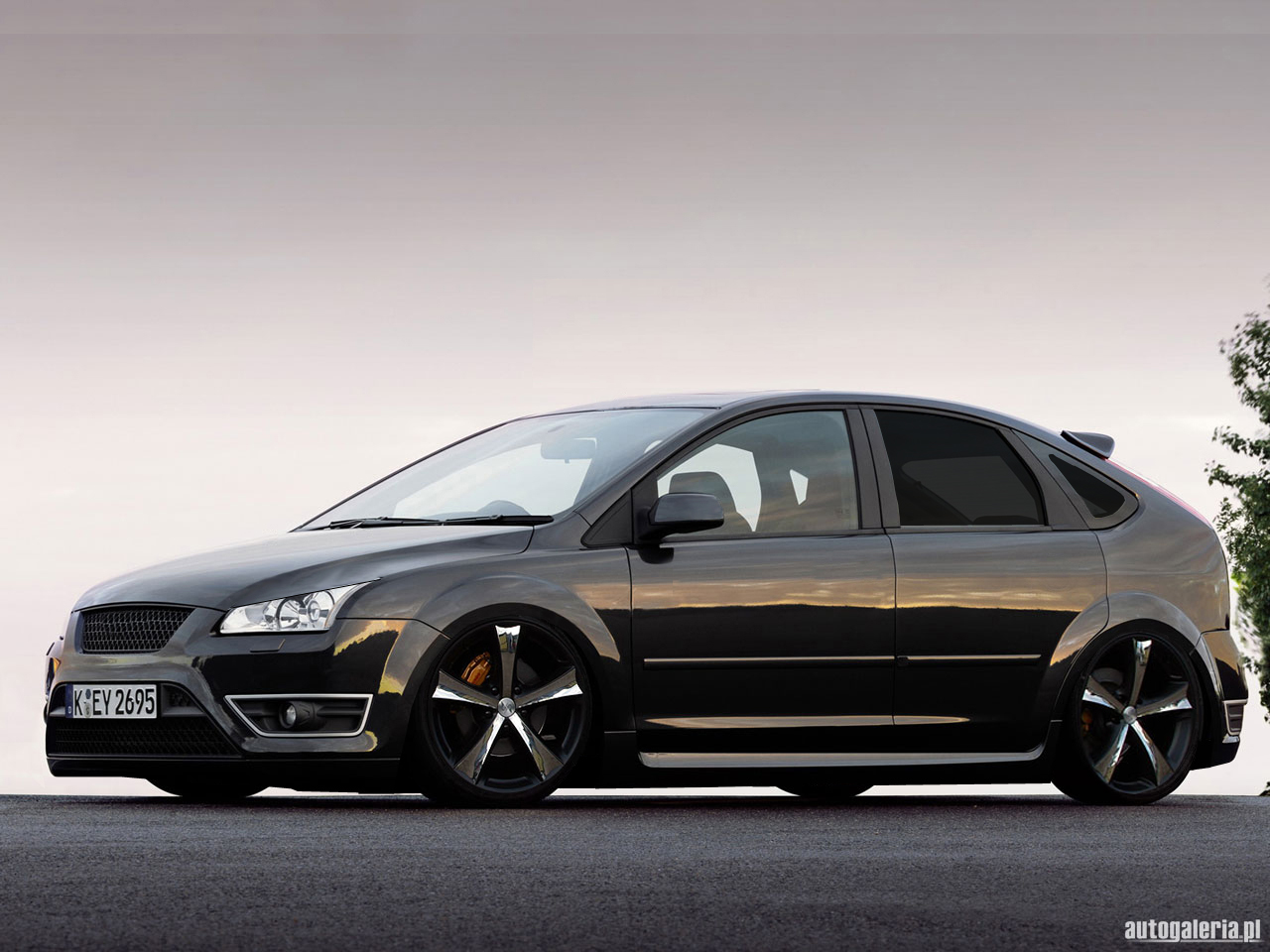 Ford Focus: 1 фото