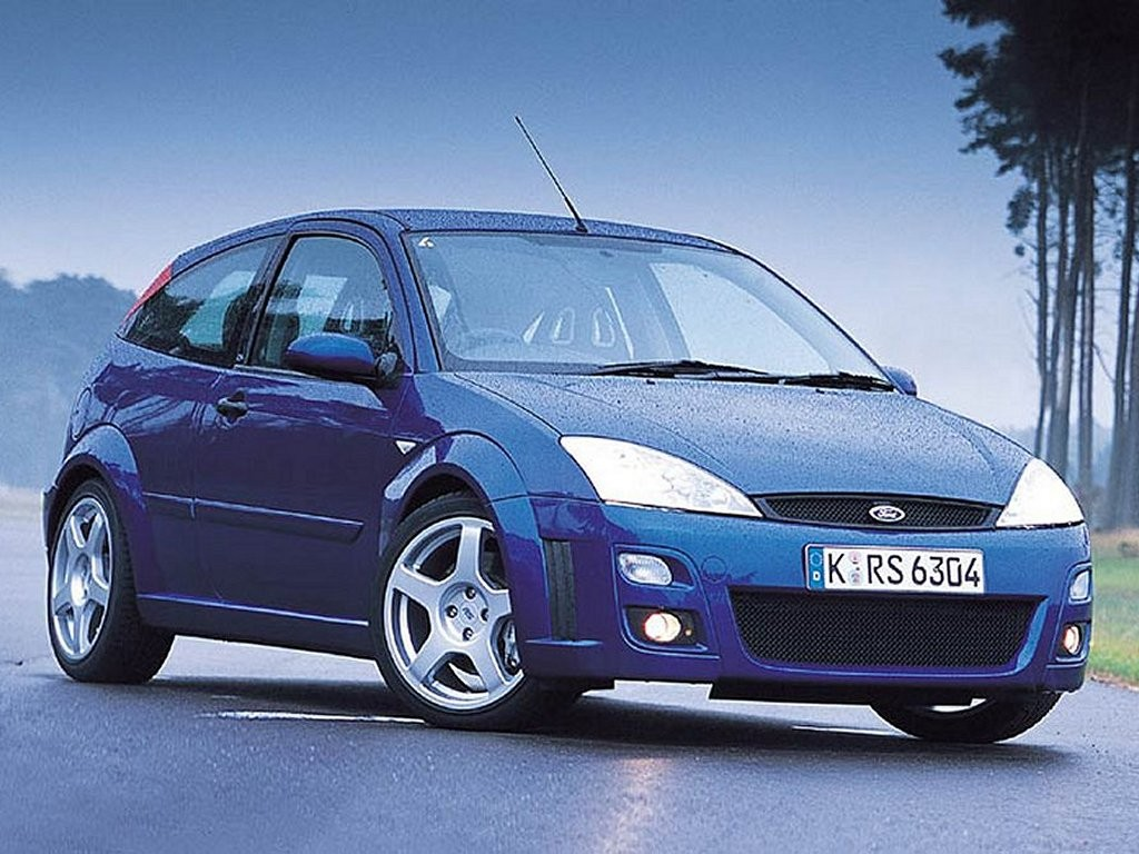 Ford Focus: 5 фото