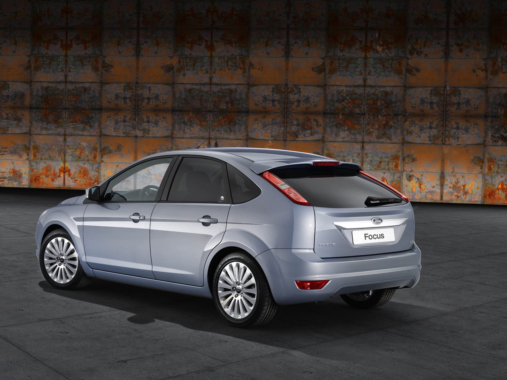 Ford Focus: 6 фото